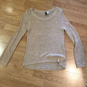 H &M sweater